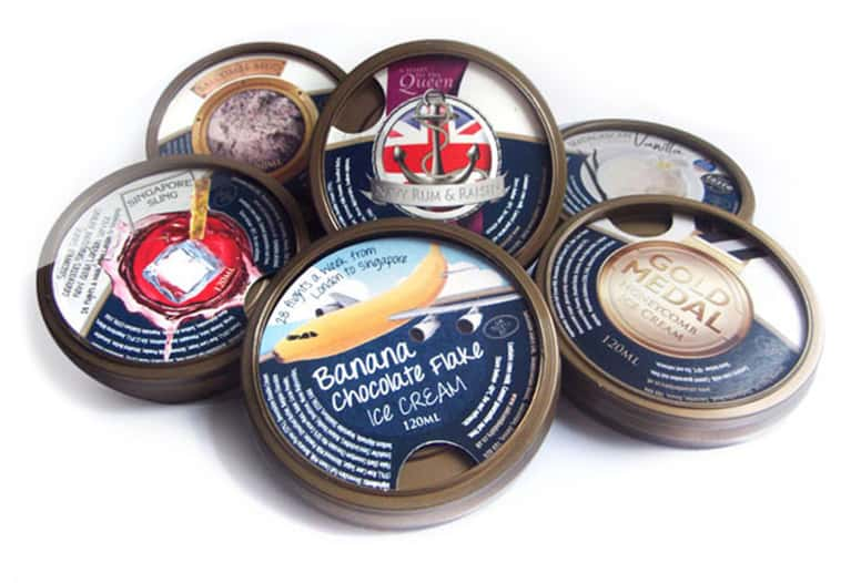 Salcombe Dairy lid design